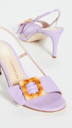 Chloe Gosselin Allie Open Toe Sandals