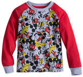Disney Mickey Mouse Long Sleeve T-Shirt for Boys