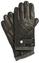 Polo Ralph Lauren Men's Quilted Racing Gloves