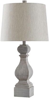 Stylecraft Distressed Table Lamp