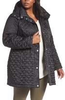 Andrew Marc Quilted Down Jacket