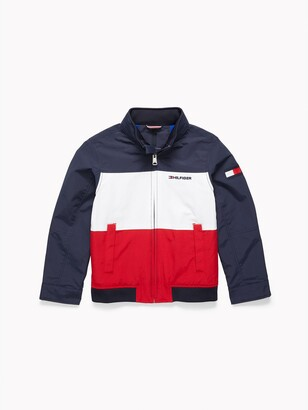 Tommy Hilfiger TH Kids Colorblock Yachting Jacket