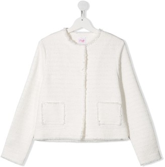 Il Gufo TEEN tweed jacket
