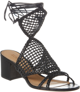 Schutz Palinda Leather Sandal