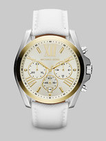 Michael Kors Two-Tone Stainless Steel Chronograph Watch