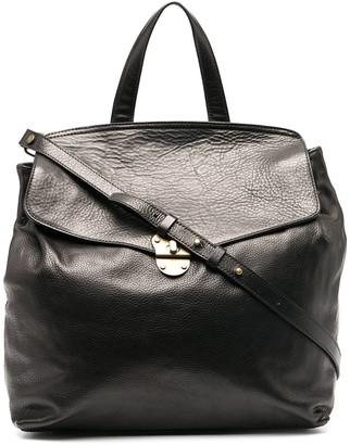 Officine Creative Top-Handle Crossbody Bag