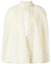 Lilly Sarti faux fur coat