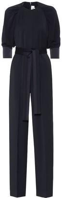 Victoria Victoria Beckham Crepe jumpsuit