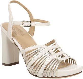 Naturalizer Platform Leather Sandals - Jules