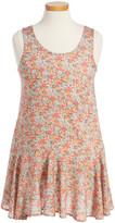 Ppla Katie Grace Floral Dress (Big Girls)