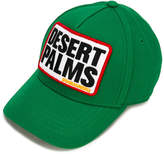 DSQUARED2 desert palms patch cap