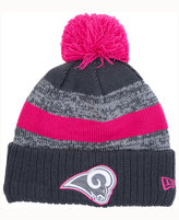 New Era Los Angeles Rams BCA Sport Knit Hat