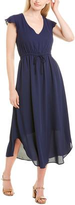 Three Eighty Two Gianna Midi Dress