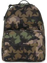 Valentino Garavani Valentino 'Rockstud Camustars' backpack - men - Nylon - One Size