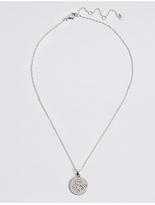 M&S Collection Scorpio Necklace