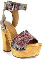 Mojo Moxy Women's Wildflower Platform Sandal