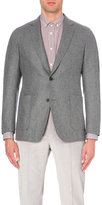 Richard James Pindot-pattern Wool Jacket