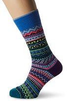 Burlington Men's Fair Isle Calf Socks