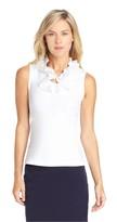 J.Mclaughlin Pearl Sleeveless Shirt