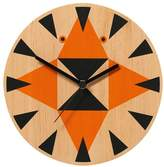 by... Wall clock