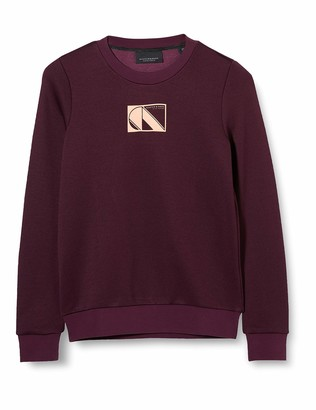 Scotch & Soda Girl's Club Nomade Basic Sweat Sweatshirt