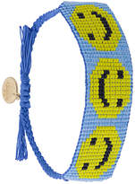 Venessa Arizaga smiley bracelet