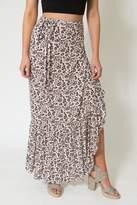 Knot Sisters Champanimal Wrap Skirt