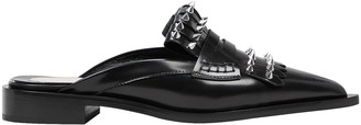 Alexander McQueen Studded Leather Loafers