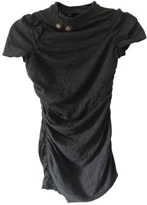 Louis Vuitton Grey Wool Top for Women