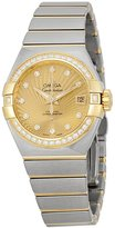 Omega Women's 12325272058001 Constellation Watch