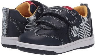 Geox Kids New Flick 16 Mickey Mouse (Toddler) (Navy) Boy's Shoes