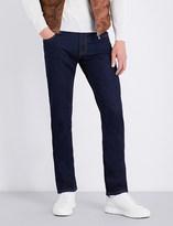 Corneliani Regular-fit straight-leg jeans