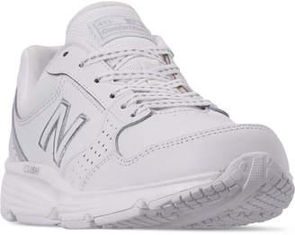 New Balance Women 411 Wide Width Cross Training Sneakers from Finish Line