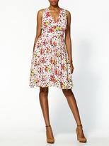 + Larkin Floral Garden Dress