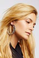 Free People Liquid Metal Hoops