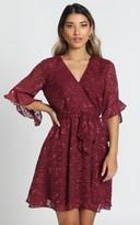 Showpo Everyday People Dress in wine - 6 (XS) Dresses