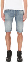Diesel Thashort Regular-fit Denim (blue) Shorts