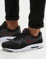 Nike Air Max 1 Ultra Essential In Black 819476-002