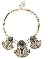 Sole Society Ornate Statement Necklace