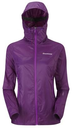 Montane Lite-Speed Women's Jacket - L Purple