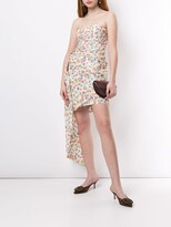 Thumbnail for your product : Tory Burch Floral Print Mini Dress