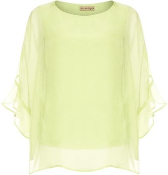 Phase Eight Palmermo Silk Blouse