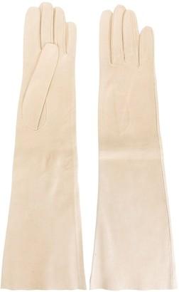 Hermes Pre-Owned Long Gloves