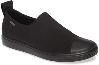 Ecco Soft 7 Gore-Tex(R) Slip-On Sneaker