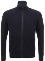 C.P. Company Full Zip Goggle Sweatshirt Navy