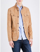 Michael Kors Suede Jacket
