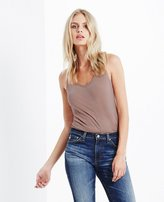 AG Jeans The Corey Seamed Tank