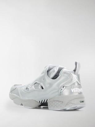 Vetements REEBOK X instapump sneakers