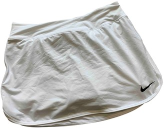 Nike White Skirt for Women