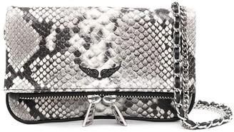 Zadig & Voltaire Rock Nano Wild clutch bag